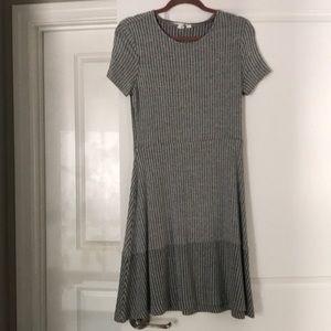 Cotton Grey Dress.